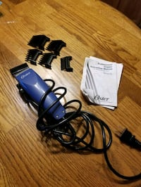 Oster professional clippers. Milwaukee, 53202