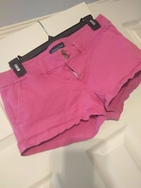 American Eagle Pink Shorts Mission, 78573