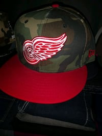 Red Wings Hat size 7 1/2 1960 km