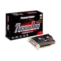 Powercolor R7 265 TurboDuo GDDR5 2GB 256Bit Radeon DX11.2 Güngören