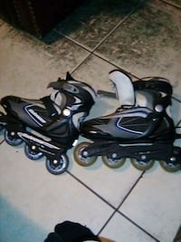 """""""Bladerunners"""" like new!!  Pro 78 inline skates"""