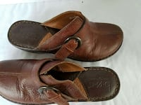 pair of brown leather clogs Granville, 43023