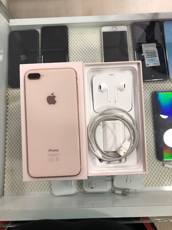 İphone 8 Plus - 128 GB (mağaza güvencesi ile) 457ae539-e519-4c3e-8c3d-c31329b0cf34
