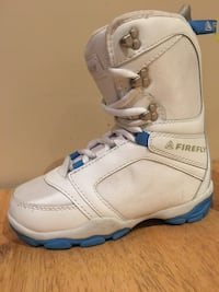 New Boys or Girls Snowboard Boots Firefly 4.5 fits 3 or 4  Kitchener, N2H 5R9