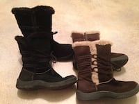 Women's ladies Faded Glory leather boots size 7&8 New Paltz, 12561