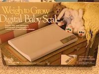 weigh to grow digital baby scale Wilton, 12866