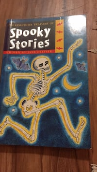 Spooky stories book Mississauga, L5A