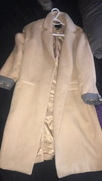 Nude long casual coat Waterloo, N2J 2Z1