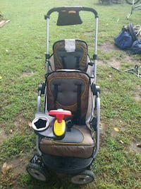 Twin Stroller Jeep Independence, 64052