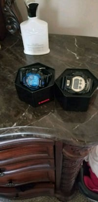 two black and blue digital watches Memphis, 38103