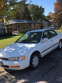 1996 Honda Accord New Tecumseth