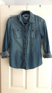 Tommy Hilfiger chambray button up