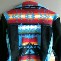 Native coat size 8/10 Edmonton, T5E 5S2