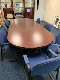 Office table and chairs Berkeley Heights, 07922
