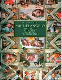 Michelangelo: The Complete Sculpture, Painting, Architecture Vaughan