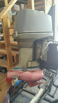 Johnson 115 outboard with jet pump Yuba City, 95993