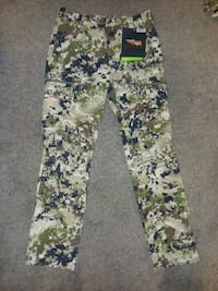 New Men's size 32R Sitka Ascent Hunting Pants  Las Vegas, 89141
