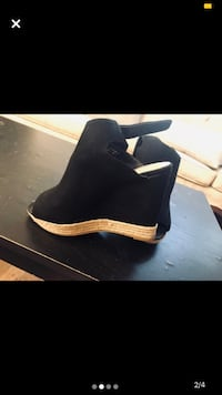 Women wedge sandals US 6/EU 36