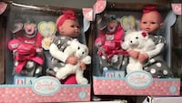 two my sweet love doll packs