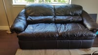 black pull out sleeper sofa Tampa