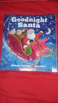 Christmas/ Santa book Whitby, L1N