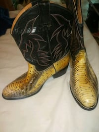 REAL SNAKE SKIN BOOTS FOR SALE