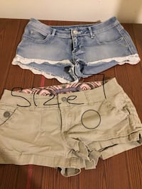 Jean shorts  West Des Moines, 50265