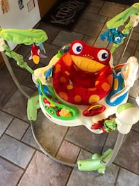 Fisher Price Rainforest Jumperoo excellent condition Alexandria, 22309