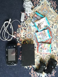 Wii U w/ Accessories & Games Washington
