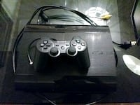 black Sony PS3 super slim console with controller Temple Hills, 20748