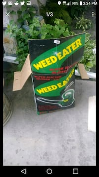 Weedeater Blower/vac new! St. Catharines, L2R 2P2