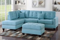 Brand New Lt Blue Living Room Set ! Tucson, 85705
