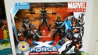 Marvel X-Force 3 in figures Gaithersburg, 20879