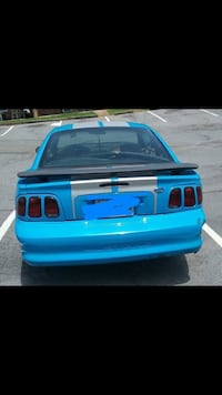 Ford - Mustang - 1997 Blountville