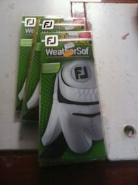 """FJ"" WeatherSof 2glove value packs. 3packs. $10 each or $25 for all"
