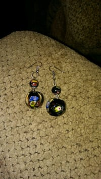 pair of gold-and-blue earrings Greeneville, 37743