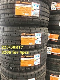 Winter tire sale Richmond Hill, L4C 0L3
