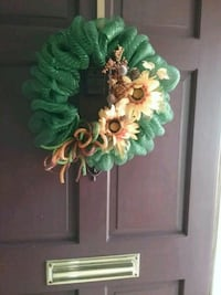 14in fall wreath  Newport News, 23608