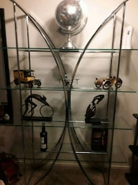 Contemporary shelf $50!! Alexandria, 22304
