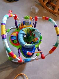 Exersaucer. Very good condition.
