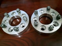 hub centric wheel spacer 5/4.5 and 5/5