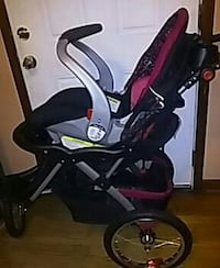 pink and black jogging stroller Columbia, 29229