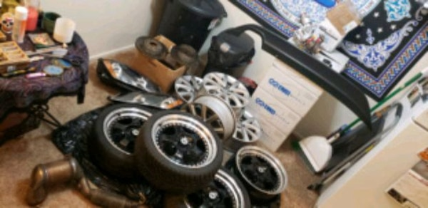 Mk7 Parts, is12 turbo, 5x112, 4x100 & more