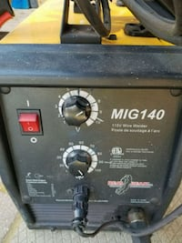Electric welding machine Hamilton, L8K 3M7