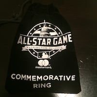 MLB All-Star Game Ring and Program Centreville