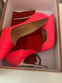 Authentic brand new still in box Christian Louboutin's 39 1/2