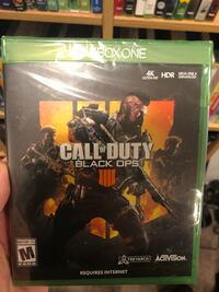 Xbox One Call of Duty Advanced Warfare case Stanton, 90680