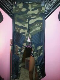 Camouflage workout Leggings  Red Deer, T4P 3L5