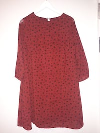 Bourdeaux dress in size M is available! Oslo, 0864