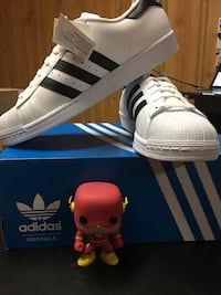 Adidas superstar men size 9.5 & 10.5 Toronto, M1T 3L5